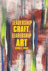Cover Leadership Craft, Leadership Art