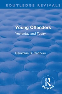 Cover Revival: Young Offenders (1938)