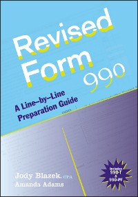 Cover Revised Form 990