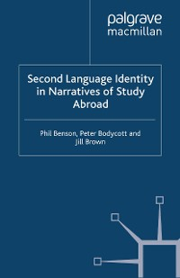 Cover Second Language Identity in Narratives of Study Abroad