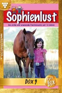 Cover Sophienlust Jubiläumsbox 9 - Familienroman