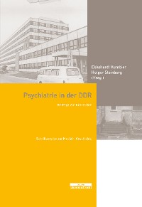 Cover Psychiatrie in der DDR