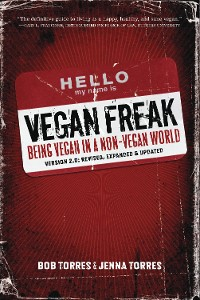 Cover Vegan Freak