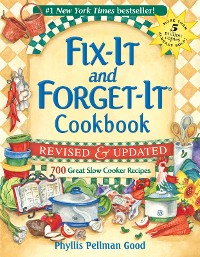 Cover Fix-It and Forget-It Revised and Updated