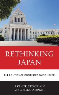 Cover Rethinking Japan
