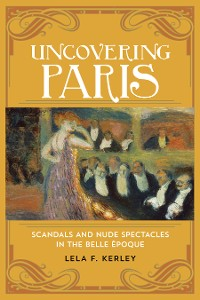 Cover Uncovering Paris
