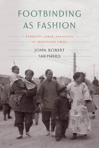 Cover Footbinding as Fashion