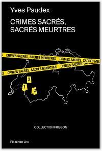 Cover Crimes sacrés, sacrés meurtres
