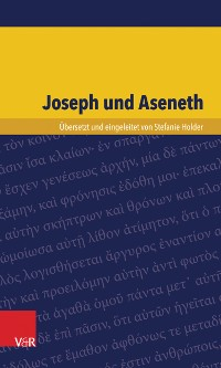 Cover Joseph und Aseneth