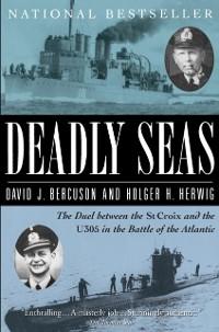 Cover Deadly Seas