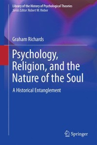 Cover Psychology, Religion, and the Nature of the Soul