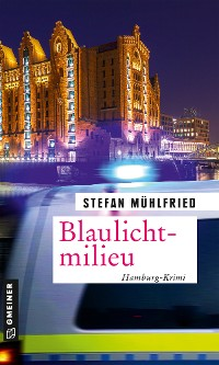 Cover Blaulichtmilieu