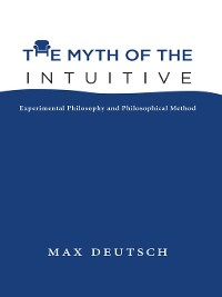 Cover The Myth of the Intuitive