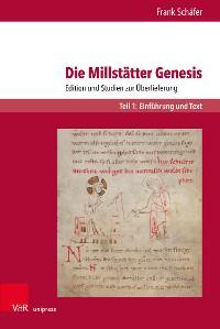 Cover Die Millstätter Genesis