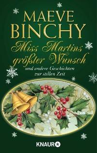Cover Miss Martins größter Wunsch