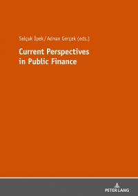 Cover Current Perspectives in Public Finance