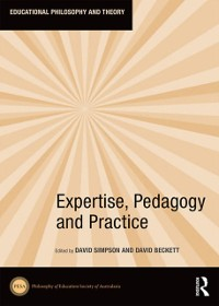Cover Expertise, Pedagogy and Practice