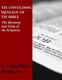 Cover The Unfolding Message of the Bible