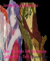 Cover Der Garten im finsteren Labyrith --Teil 4