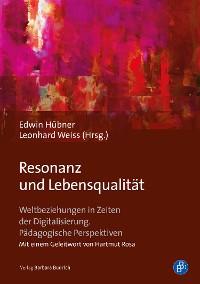 Cover Resonanz und Lebensqualität