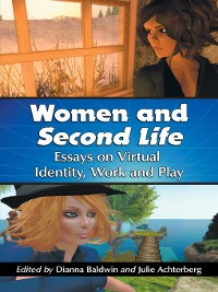 Cover Women and Second Life