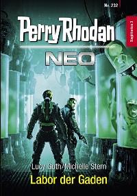 Cover Perry Rhodan Neo 232: Labor der Gaden