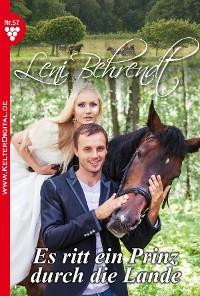 Cover Leni Behrendt 57 - Liebesroman