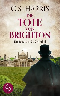 Cover Die Tote von Brighton