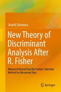 Cover New Theory of Discriminant Analysis After R. Fisher