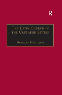 Cover Latin Church in the Crusader States