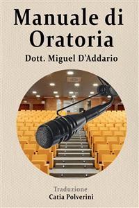 Cover Manuale Di Oratoria