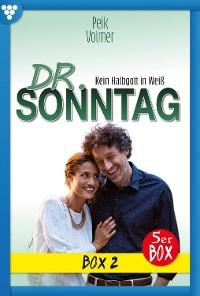 Cover Dr. Sonntag Box 2 – Arztroman