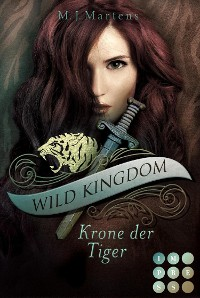 Cover Wild Kingdom 2: Krone der Tiger