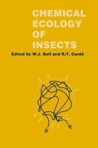 Cover Chemical Ecology of Insects