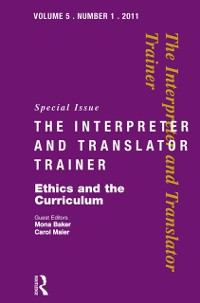 Cover Ethics and the Curriculum