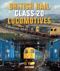 Cover British Rail Class 20 Locomotives