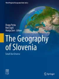 Cover The Geography of Slovenia