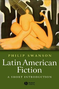 Cover Latin American Fiction