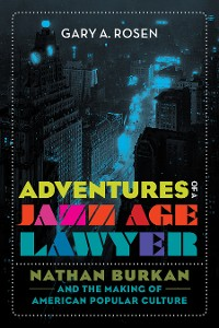 Cover Adventures of a Jazz Age Lawyer