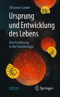 Cover Ursprung und Entwicklung des Lebens