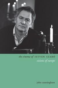 Cover The Cinema of István Szabó