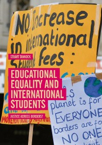 Cover Educational Equality and International Students
