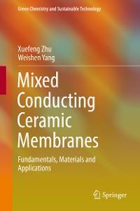 Cover Mixed Conducting Ceramic Membranes