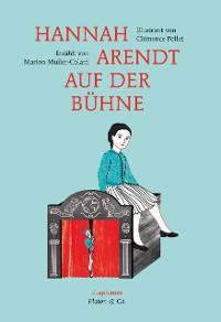 Cover Hannah Arendt auf der Bühne