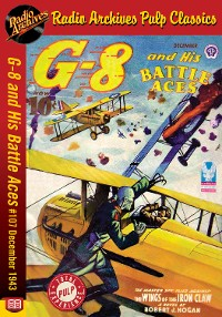 Cover G-8 and His Battle Aces #107 December 19