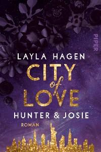 Cover City of Love – Hunter & Josie