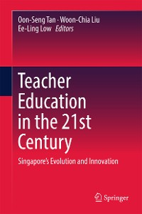 Cover Teacher Education in the 21st Century