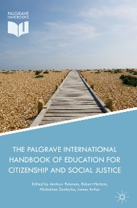 Cover The Palgrave International Handbook of Education for Citizenship and Social Justice