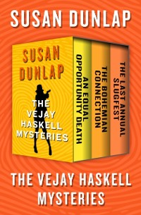 Cover Vejay Haskell Mysteries