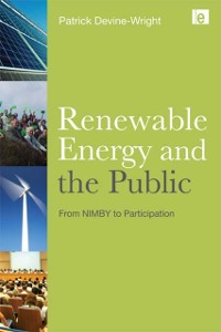 Cover Renewable Energy and the Public
